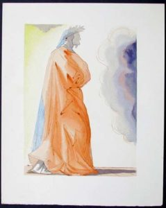 Salvador Dali - Divine Comedy - Dante