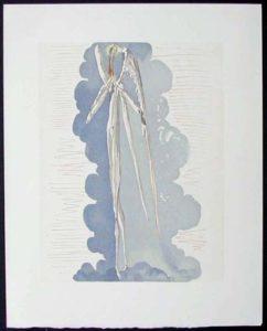 Salvador Dali - Divine Comedy - Divine Impenetrability