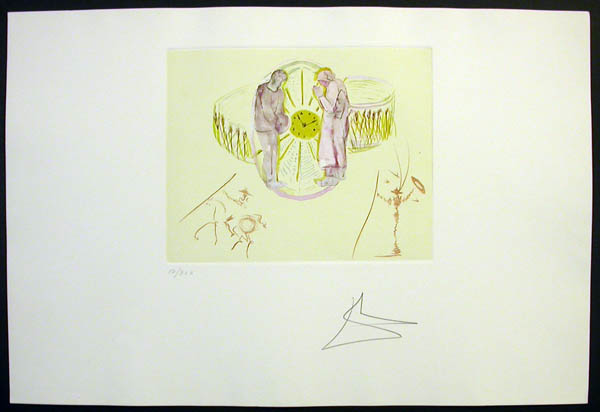 Salvador Dali - The Cycles of Life - One's Identity