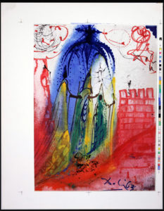 Salvador Dali - Romeo and Juliet - Romeo2b.jpg