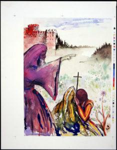 Salvador Dali - Romeo and Juliet - Romeo4b.jpg